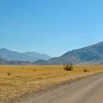 VIAJANDO POR NAMIBIA – 5/8/2003 – Bordeando el Parque de Namib Naukluft