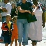 VIAJANDO POR NAMIBIA – 16/8/2003 – última visita a Windhoek – Hoy volvemos a España