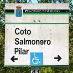 Sin barreras: El Coto salmonero El Pilar, accesible para personas con movilidad reducida