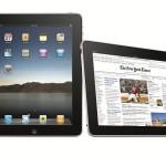 Jugando con el iPad