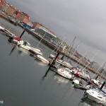 Puerto Deportivo de Gijón, hoy…..
