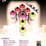 "Arte urbano: ""3ª exhibición de graffiti"" en Blimea (Asturias) – 1ª parte"