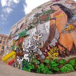 El  mural más grande de Berlín