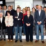 El PSOE de Gijón presenta su candidatura a las elecciones municipales del 22 de mayo