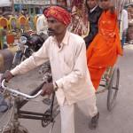 Viaje fotográfico a la India: De boda en un rickshaw