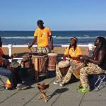 Paseando por Gijón: atardecer espectacular