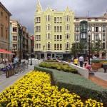 Paseando por Gijón: Amenaza de tormenta