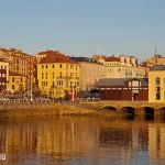 Paseando por Gijón: atardecer espectacular (segunda parte)