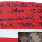 Mural en la Punta de Liquerique, de Gijón (1ª parte)