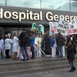 Los médicos de Madrid en huelga indefinida (fotos de Francisco Lopez)