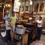 Viaje fotográfico a la India: Cocinando en la calle