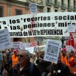 Rajoy consuma su canallada: la Ley de Dependencia se queda sin financiación