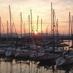 Paseando por Gijón: En busca de un atardecer en el Puerto de Gijón