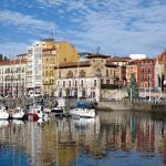 Para suavizar, una foto del Puerto Deportivo de Gijón