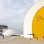 Celebrando el 7º Aniversario de SInLaVeniA en el Centro Niemeyer