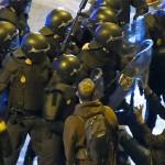 Reflexiones sobre el origen de la violencia en la manifestación del 22M