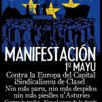 Hoy, 1 de Mayo, un buen día para manifestar en la calle nuestra indignación