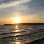 Paseando por Gijón: Amanecer en el Día de la Madre