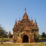 Viaje fotográfico a Myanmar (Birmania): Primera visita a los templos de Bagan
