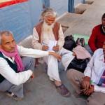 Recordando un viaje a la India: En la estación de trenes de Tundla (en las cercanías de Agra)