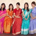 Japonesas en la India