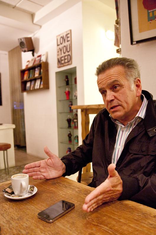 Entrevista Fernando De Silva (Sin la Venia)