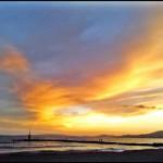 Atardeceres en la bahía de Palma (fotos de Francisco Lopez)